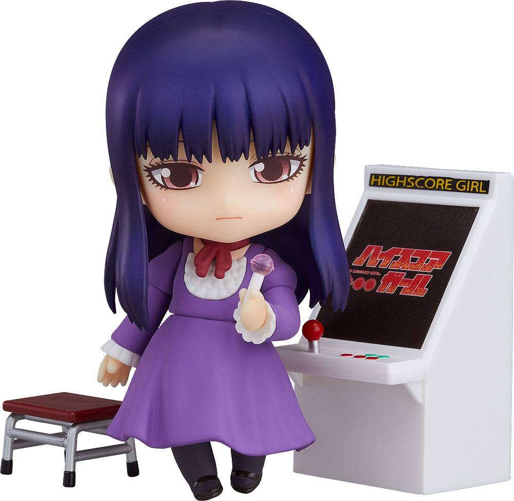 High Score Girl Nendoroid Action Figure Akira Oono TV Animation Ver. 10 cm