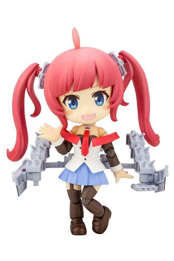 Azur Lane Cu-Poche Action Figure San Diego 11 cm