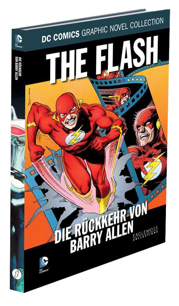 DC Comics Graphic Novel Collection #49 Flash Die Rückkehr von Barry Allen Case (12) *German Version*