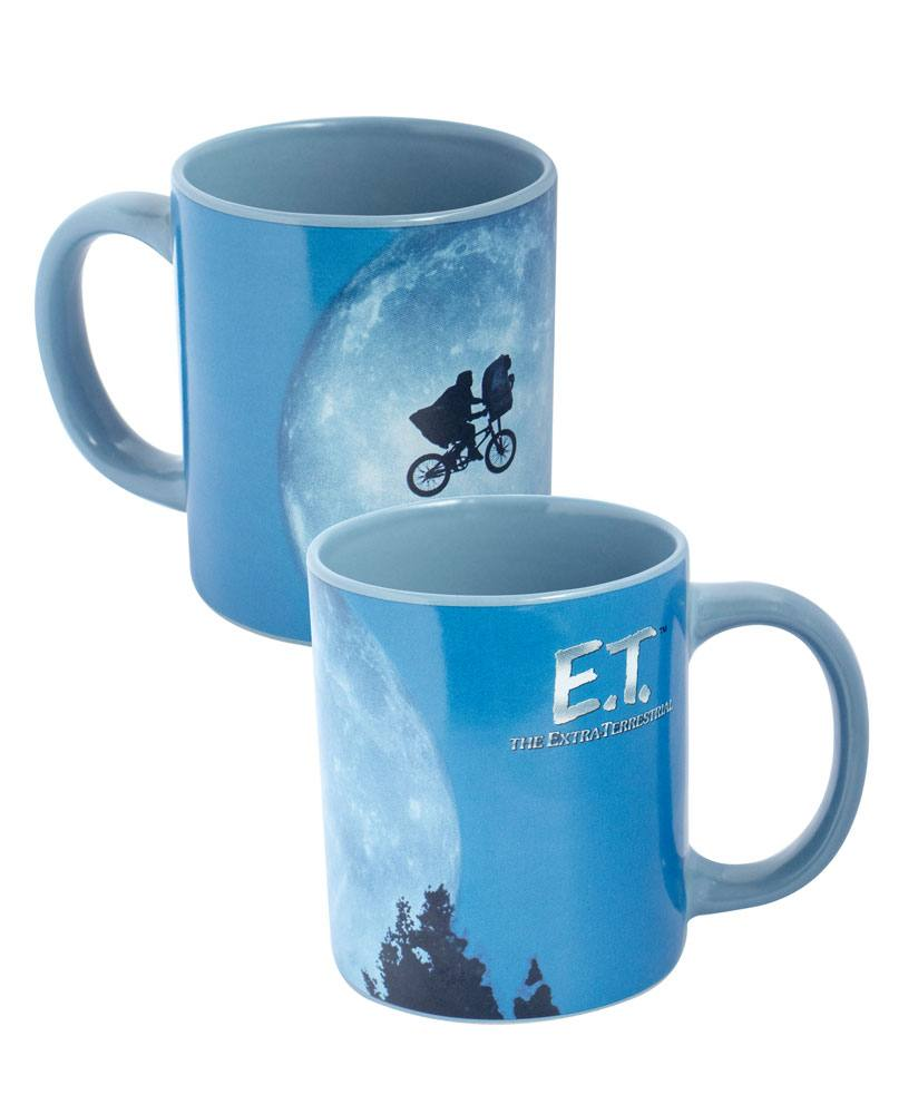 E.T. the Extra-Terrestrial Mug Moon