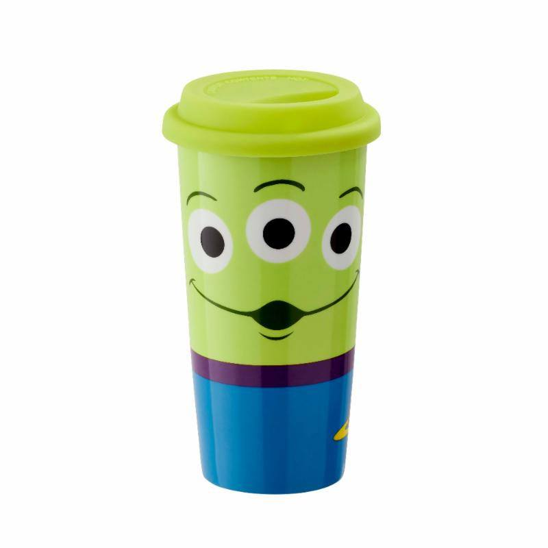 Toy Story 4 Travel Mug Aliens