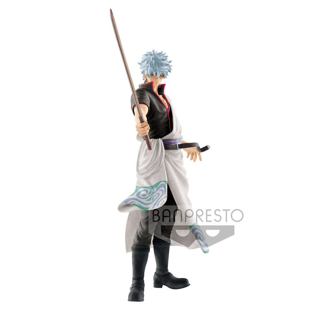 Gintama The Movie 2 Figure Gintoki Sakata 20 cm