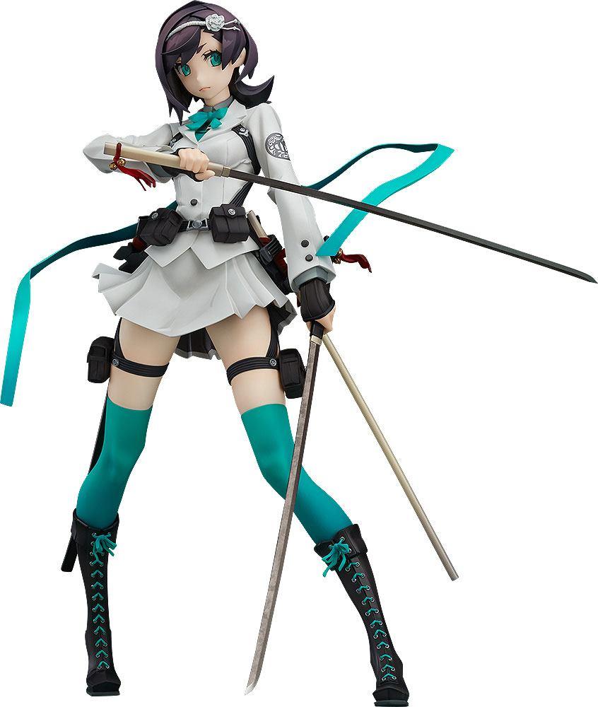 7th Dragon III Code VFD PVC Statue 1/7 Samurai (Yaiba) 25 cm