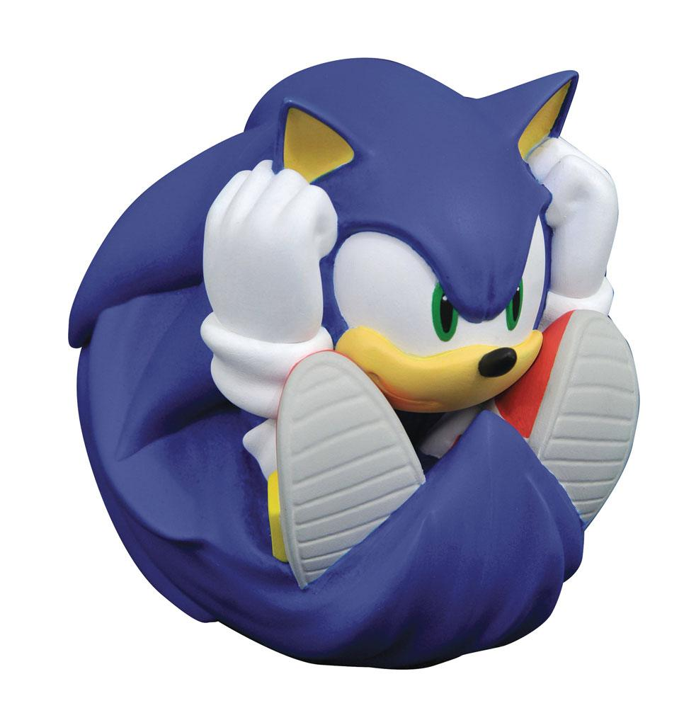 Sonic the Hedgehog Bust Bank Sonic 20 cm