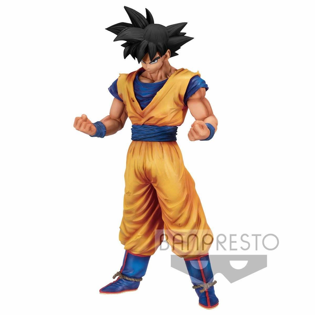 Dragonball Z Grandista Resolution of Soldiers Figure Son Goku Ver. 2 28 cm