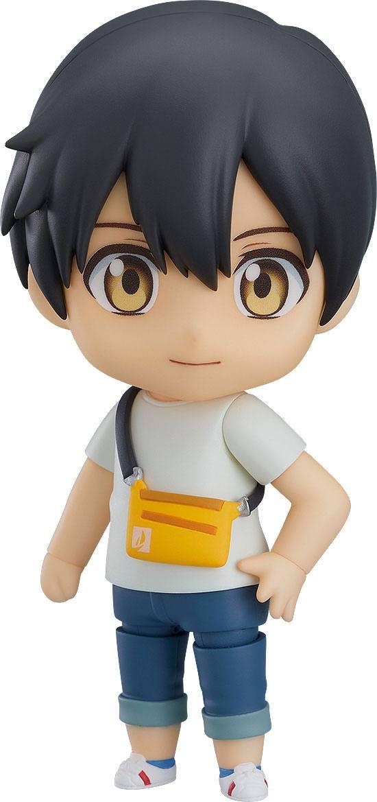 Weathering with You Nendoroid Action Figure Hodaka Morishima 10 cm