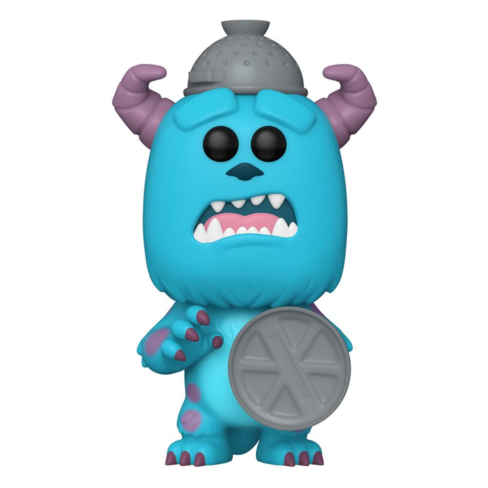 Monsters, Inc. 20th Anniversary POP! Disney Vinyl Figure Sulley with Lid 9 cm