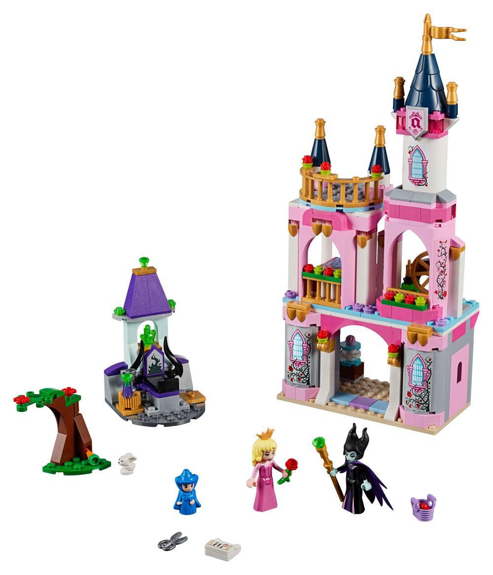 LEGO® Disney: Sleeping Beauty - Sleeping Beauty's Fairytale Castle