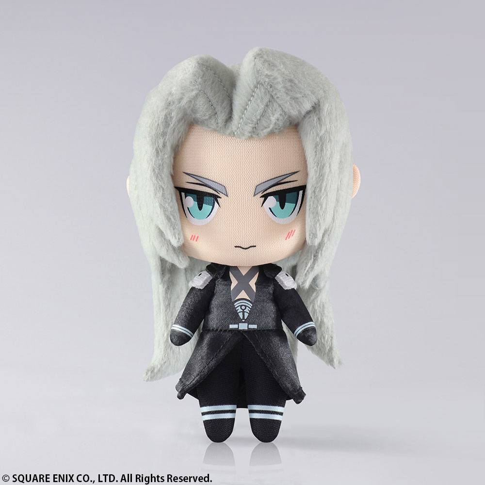 Final Fantasy VII Plush Figure Sephiroth 16 cm