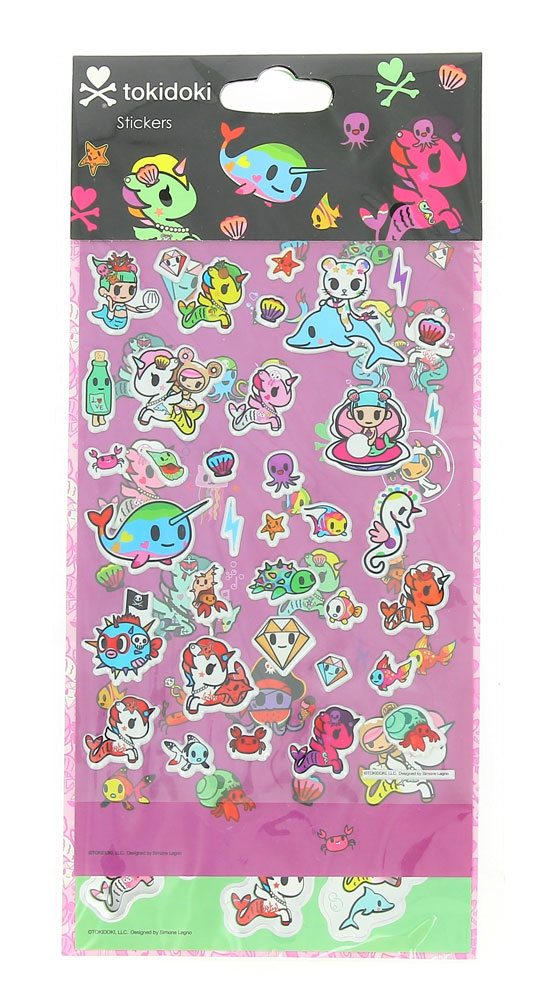 Tokidoki Sticker Case (24)