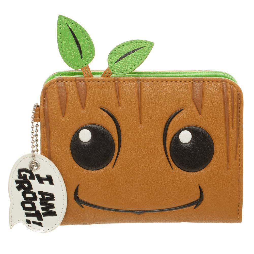 Guardians of the Galaxy Wallet I Am Groot