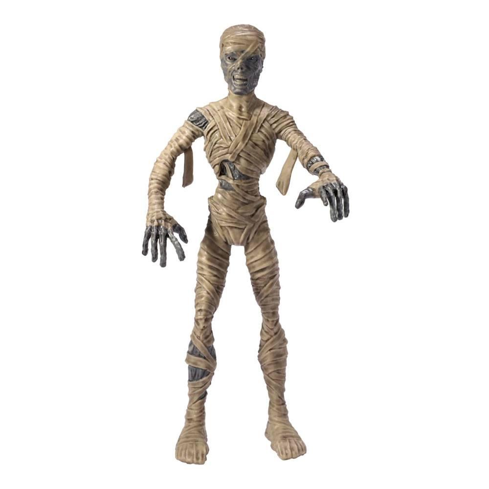 Universal Monsters Bendyfigs Bendable Figure Mummy 14 cm