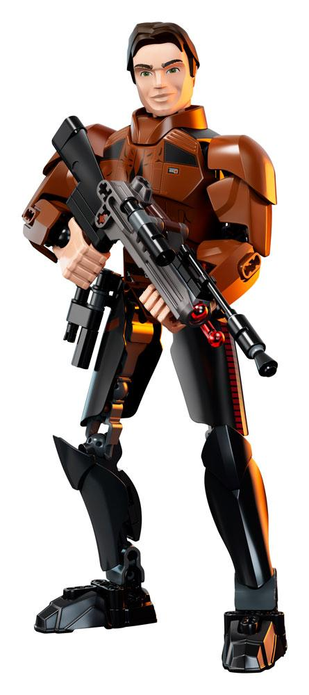 LEGO® Star Wars™ Solo Action Figure Han Solo™ 24 cm
