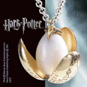 Harry Potter Pendant with Chain The Golden Egg