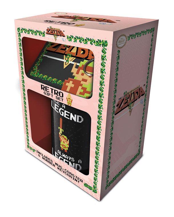 Legend of Zelda Gift Box Retro