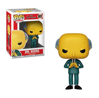 Simpsons POP! TV Vinyl Figure Mr. Burns 9 cm