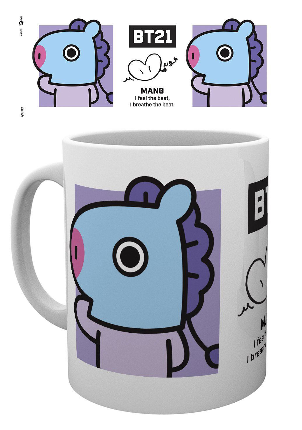 BT21 Mug Mang