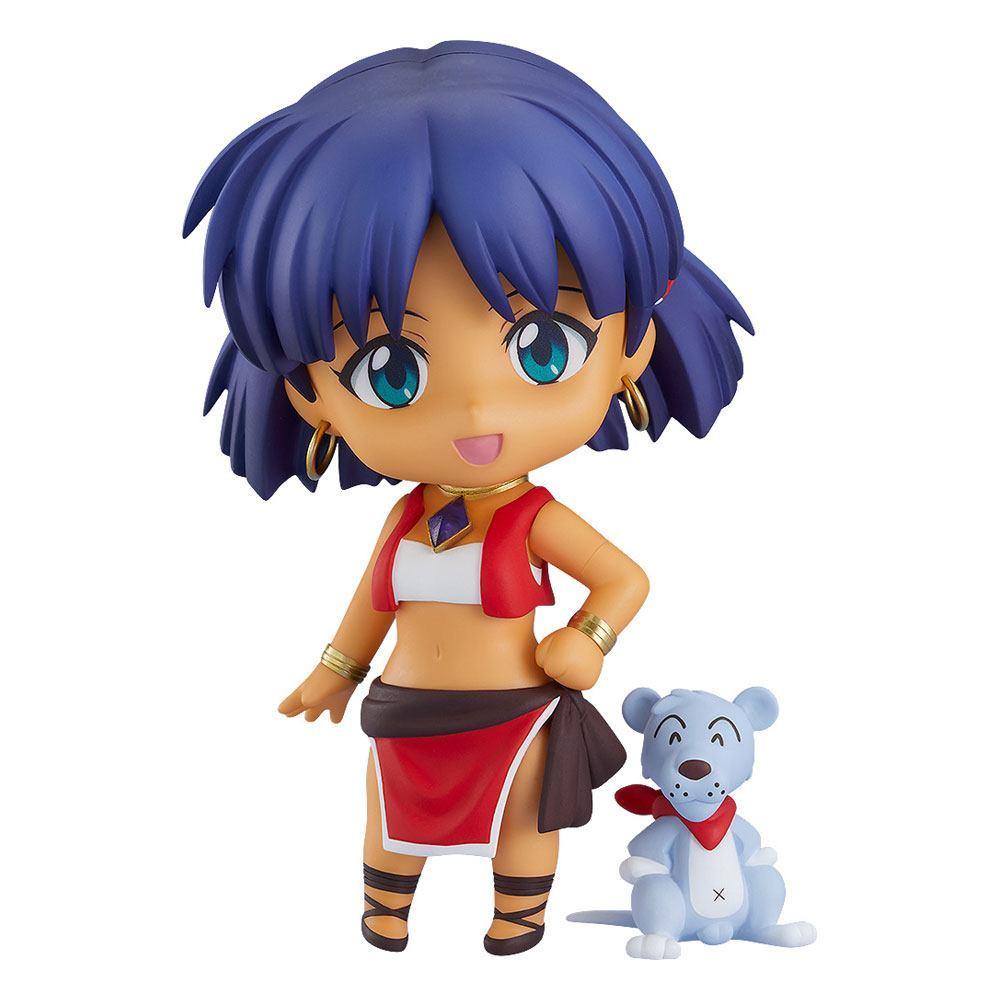 Nadia: The Secret of Blue Water Nendoroid Action Figure Nadia 10 cm