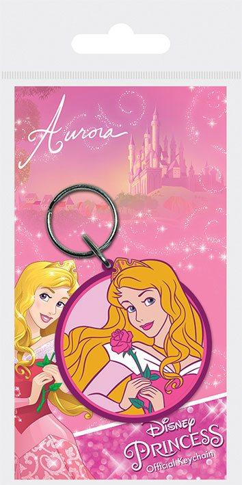 Disney Princess Rubber Keychain Aurora 6 cm
