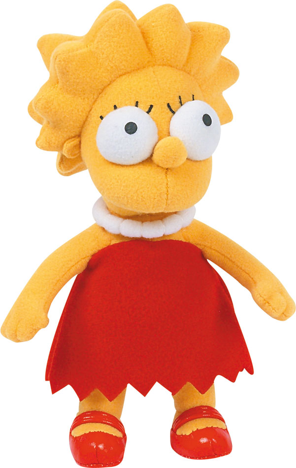 Simpsons Plush Figure Lisa 31 cm