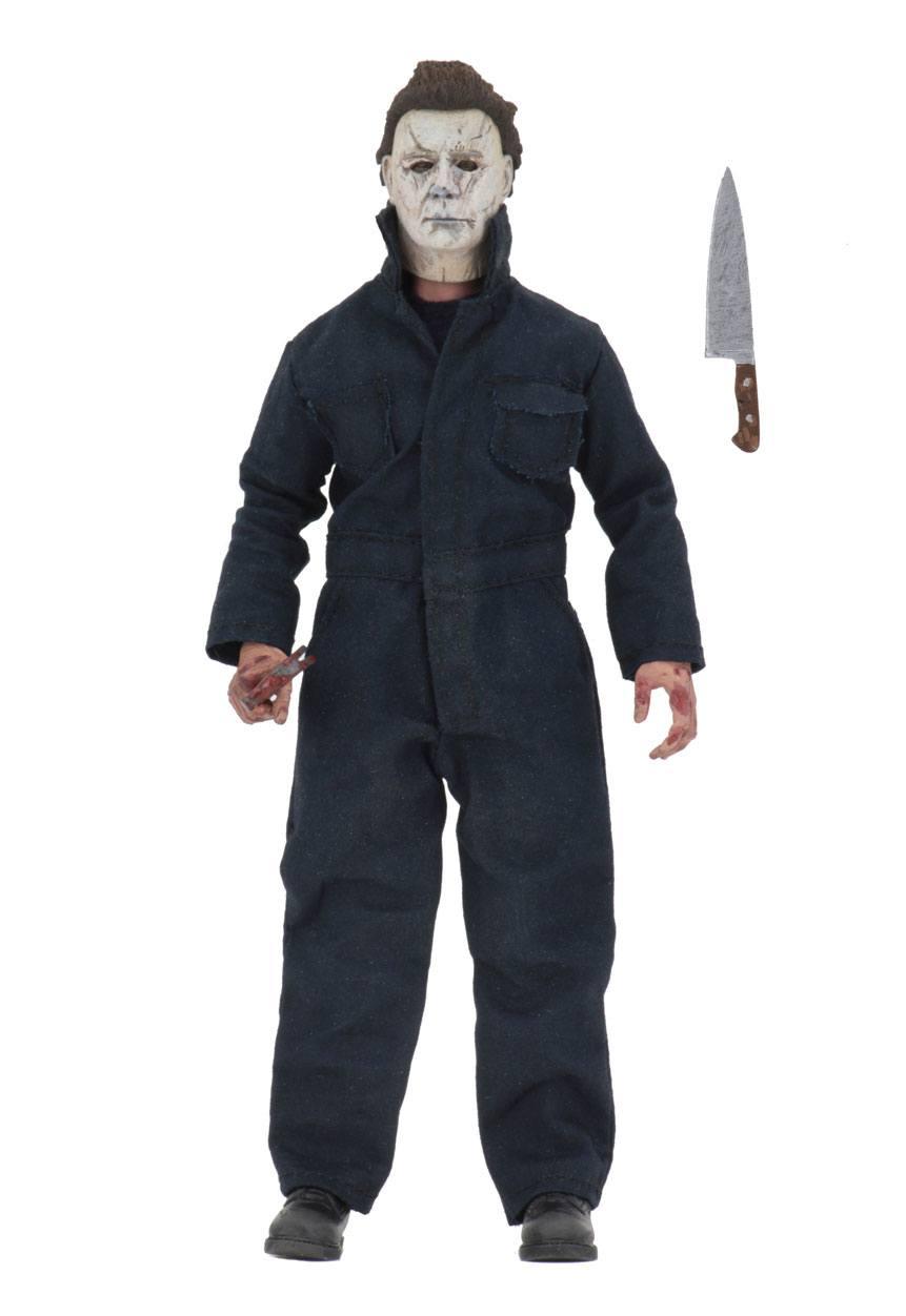 Halloween 2018 Retro Action Figure Michael Myers 20 cm
