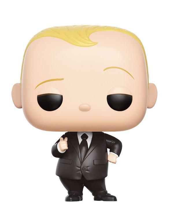 The Boss Baby POP! Movies Vinyl Figure Boss Baby in Suit 9 cm
