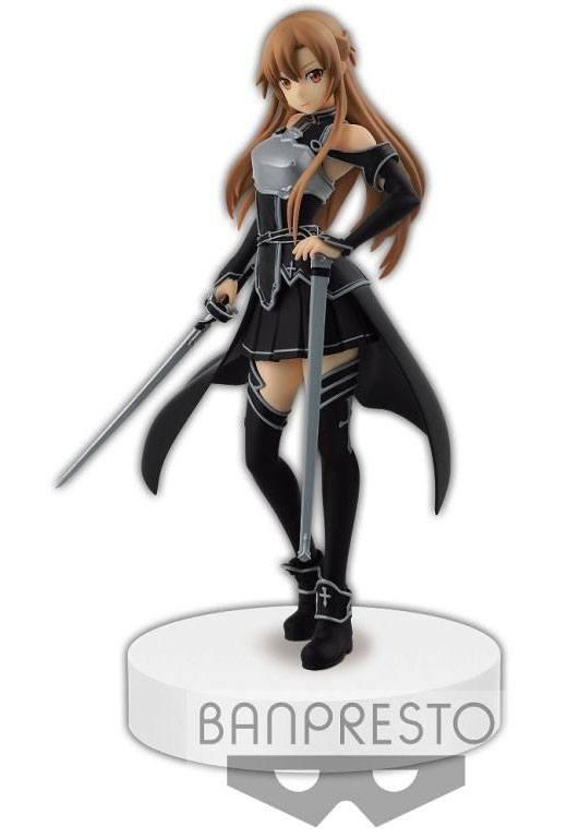 Sword Art Online Ordinal Scale Figure Asuna Kirito Color Ver. 17 cm