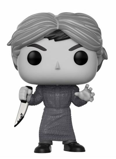 Psycho POP! Movies Vinyl Figure Norman Bates Black & White 9 cm