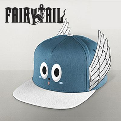 Fairy Tail Snap Back Cap Happy