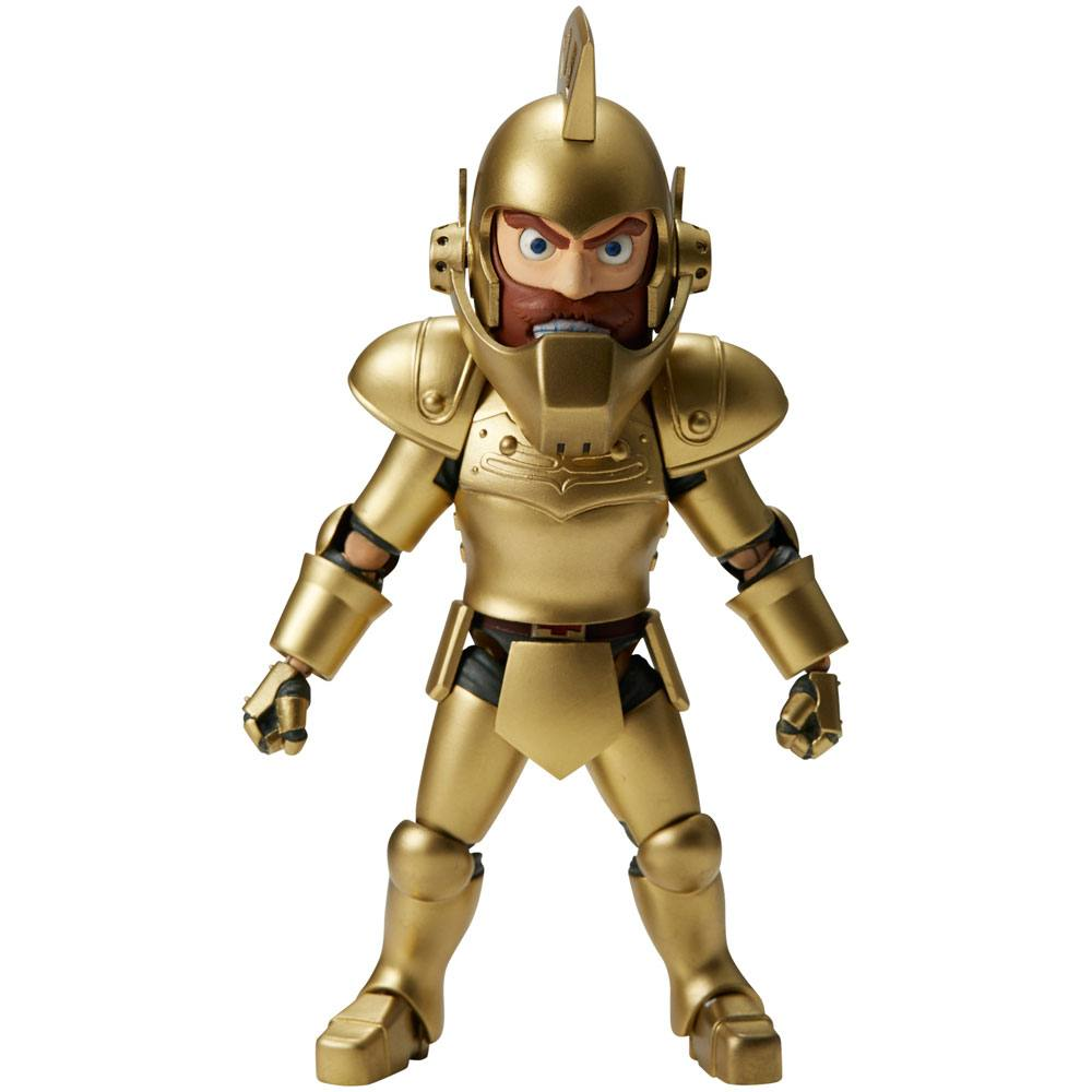 Ghosts 'n Goblins Action Figure Game Classics Vol. 1 Arthur Gold Armor Ver. 12 cm