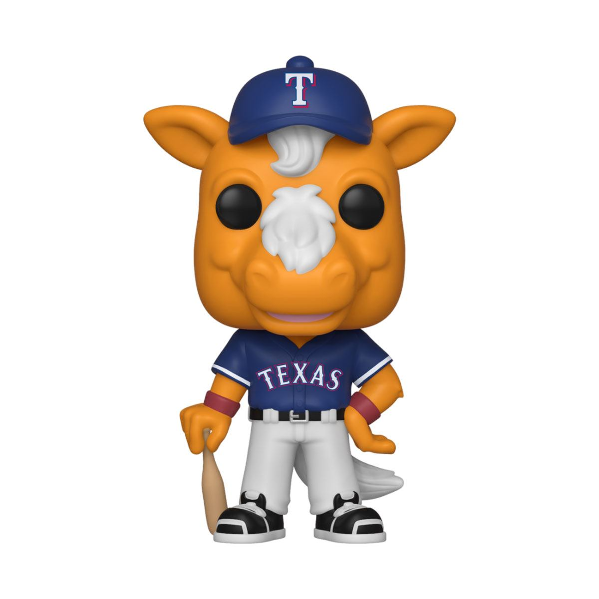 MLB POP! Sports Vinyl Figure Ranger's Captain (Texas)