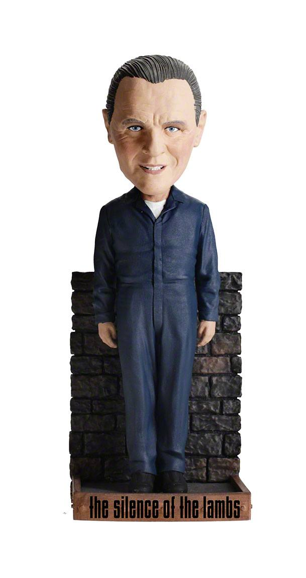 The Silence of the Lambs Bobble-Head Hannibal Lecter 20 cm