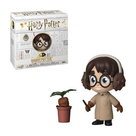 Harry Potter 5-Star Action Figure Harry Potter (Herbology) 8 cm