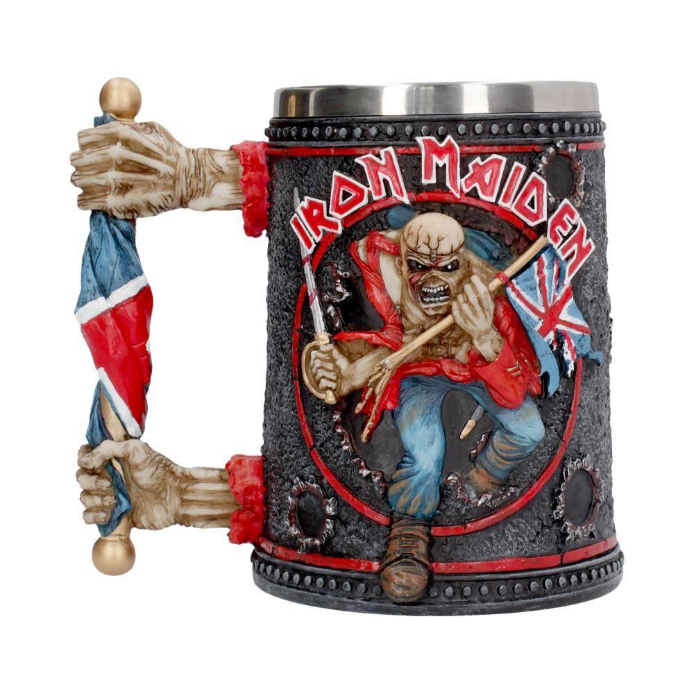 Iron Maiden Tankard Trooper