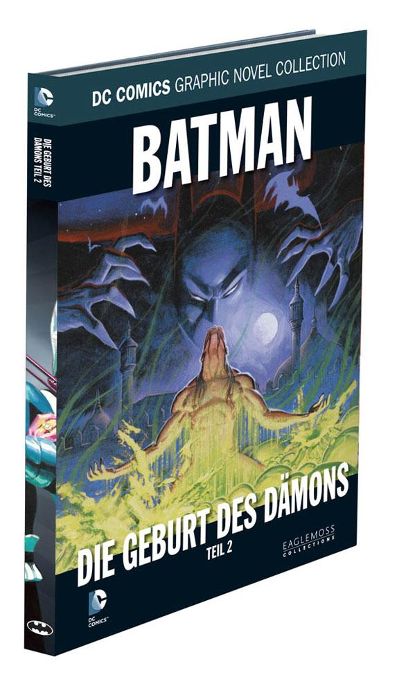 DC Comics Graphic Novel Collection #43 Batman: Die Geburt des Dämons, Tei Case (12) *German Version*