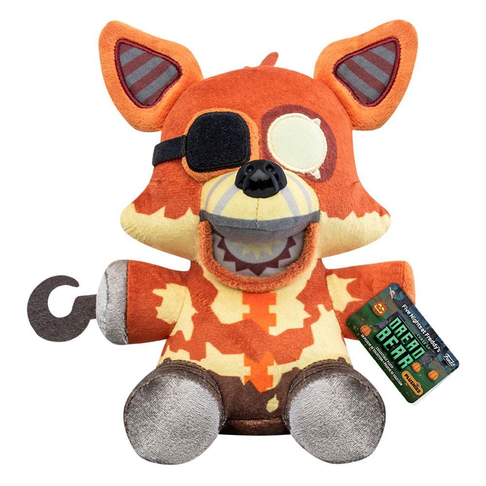 Five Nights at Freddy's Dreadbear Plush Figure Grim Foxy 15 cm