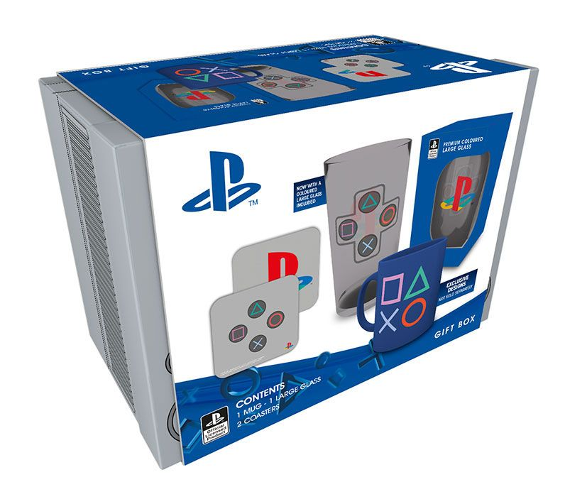 PlayStation Gift Box Classic 2019