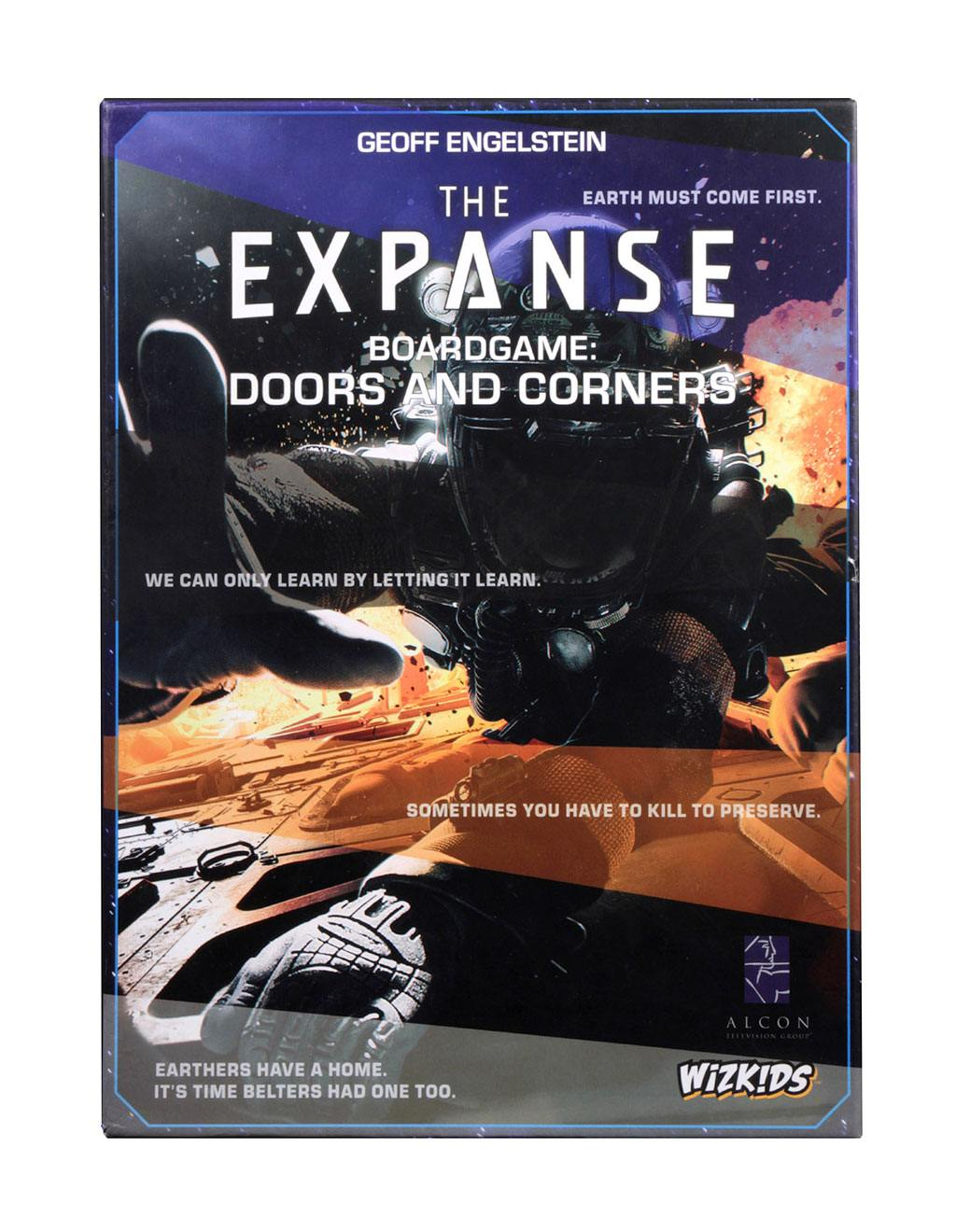 The Expanse Board Game Doors and Corners Expansion *English Version*