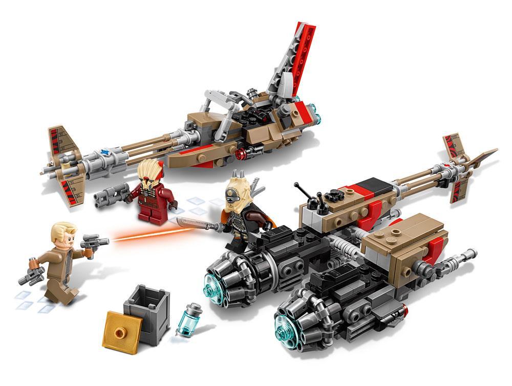 LEGO® Star Wars™ - Cloud-Rider Swoop Bikes™