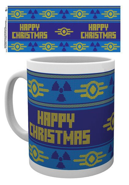 Fallout 4 Mug Ugly Sweater
