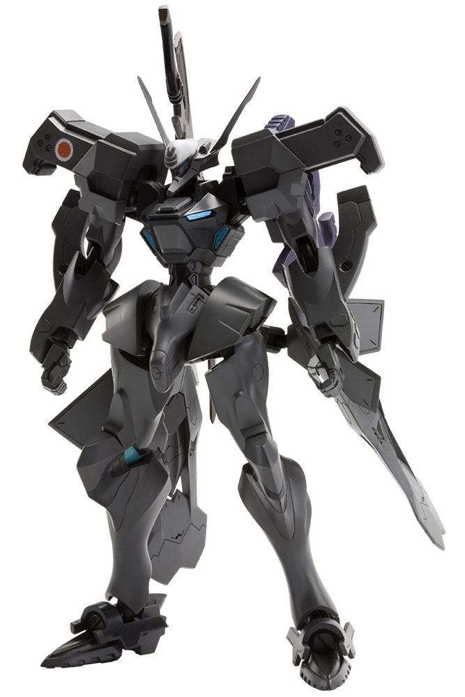 Muv-Luv Unlimited The Day After Plastic Model Kit Shiranui Imperial Japanese Army Type-1 14 cm