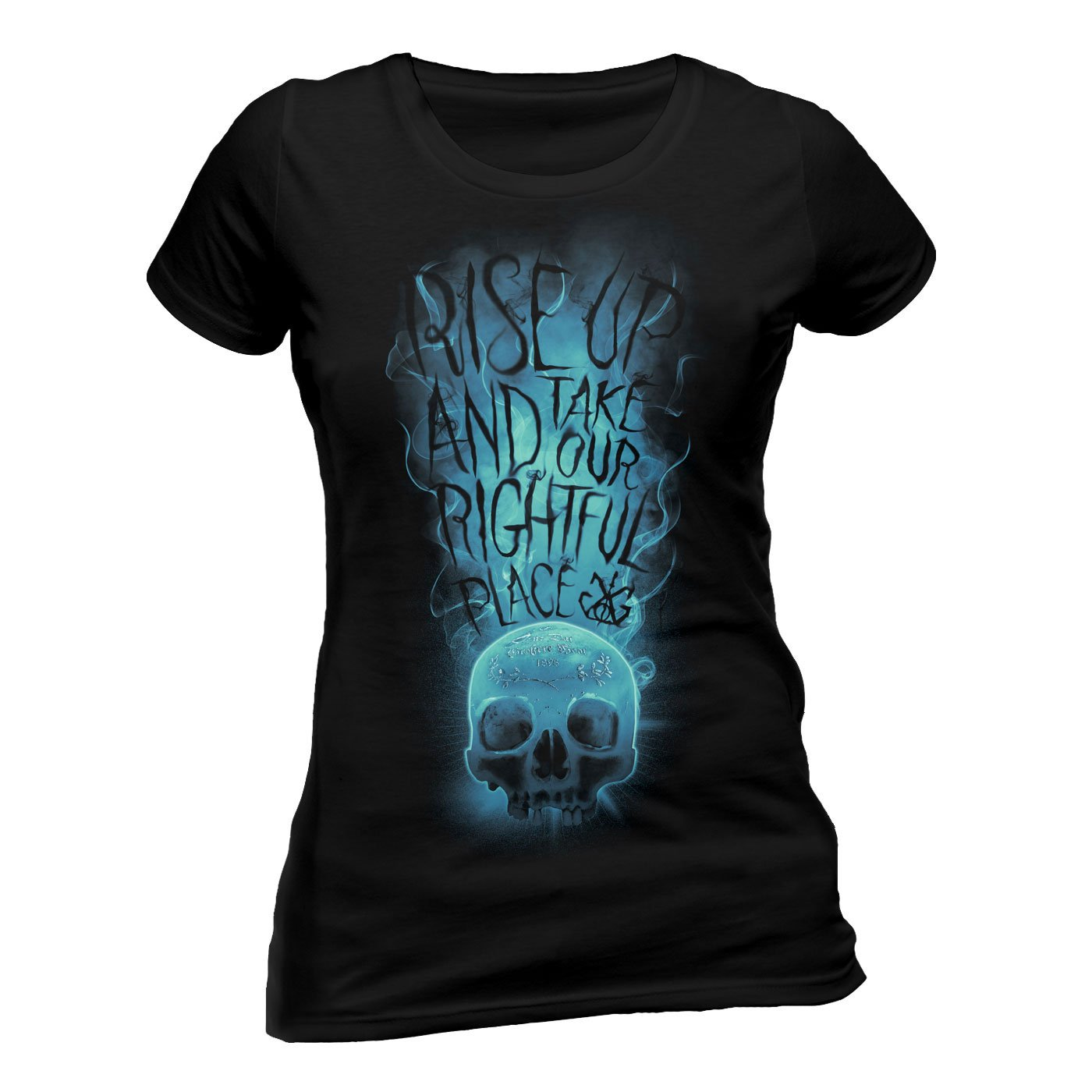 Fantastic Beasts 2 Ladies T-Shirt Rise Up Size S