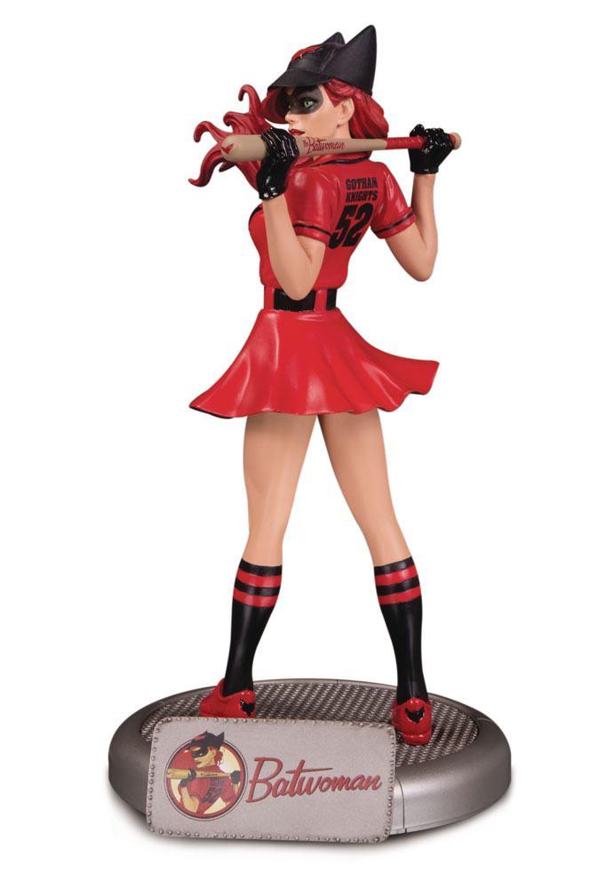 DC Comics Bombshells Statue Batwoman Away Uniform Variant 27 cm