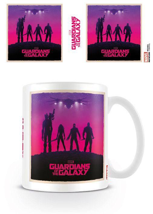 Guardians of the Galaxy Mug Ship