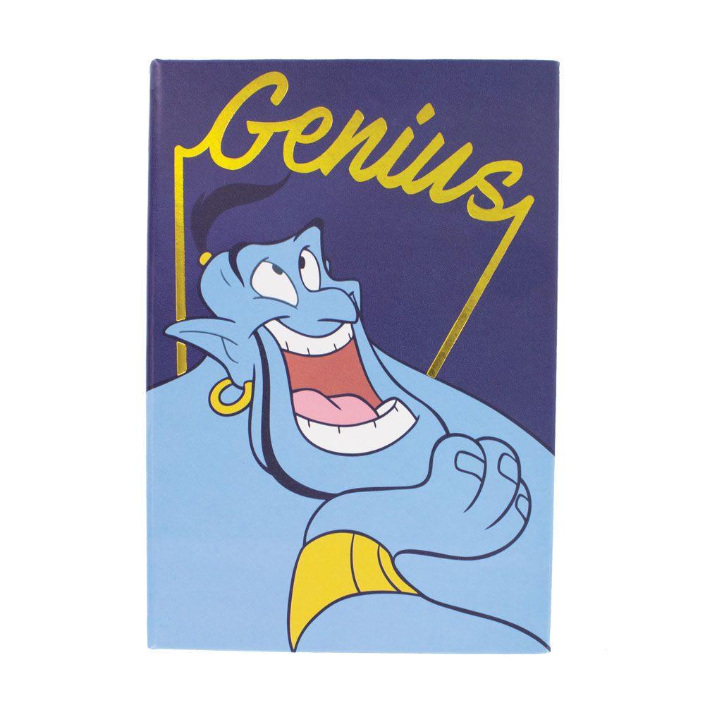 Aladdin Notebook Genie