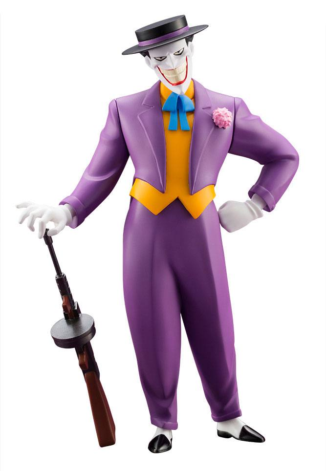 DC Comics ARTFX+ PVC Statue 1/10 The Joker (Batman: The Animated Series) 17 cm