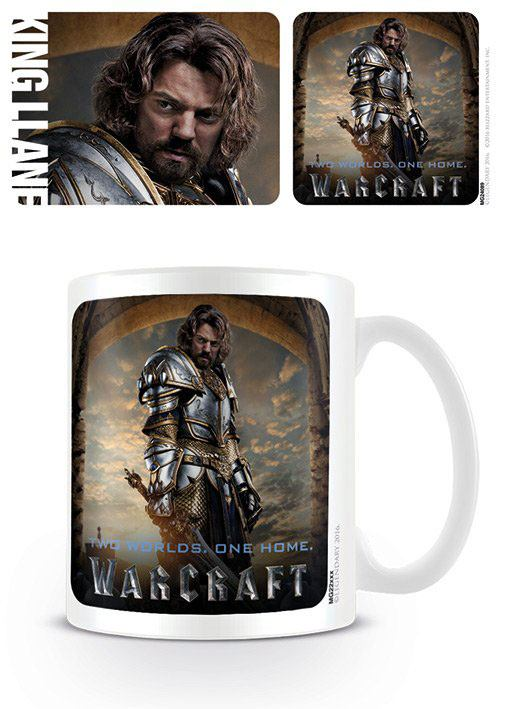 Warcraft Mug King Llane