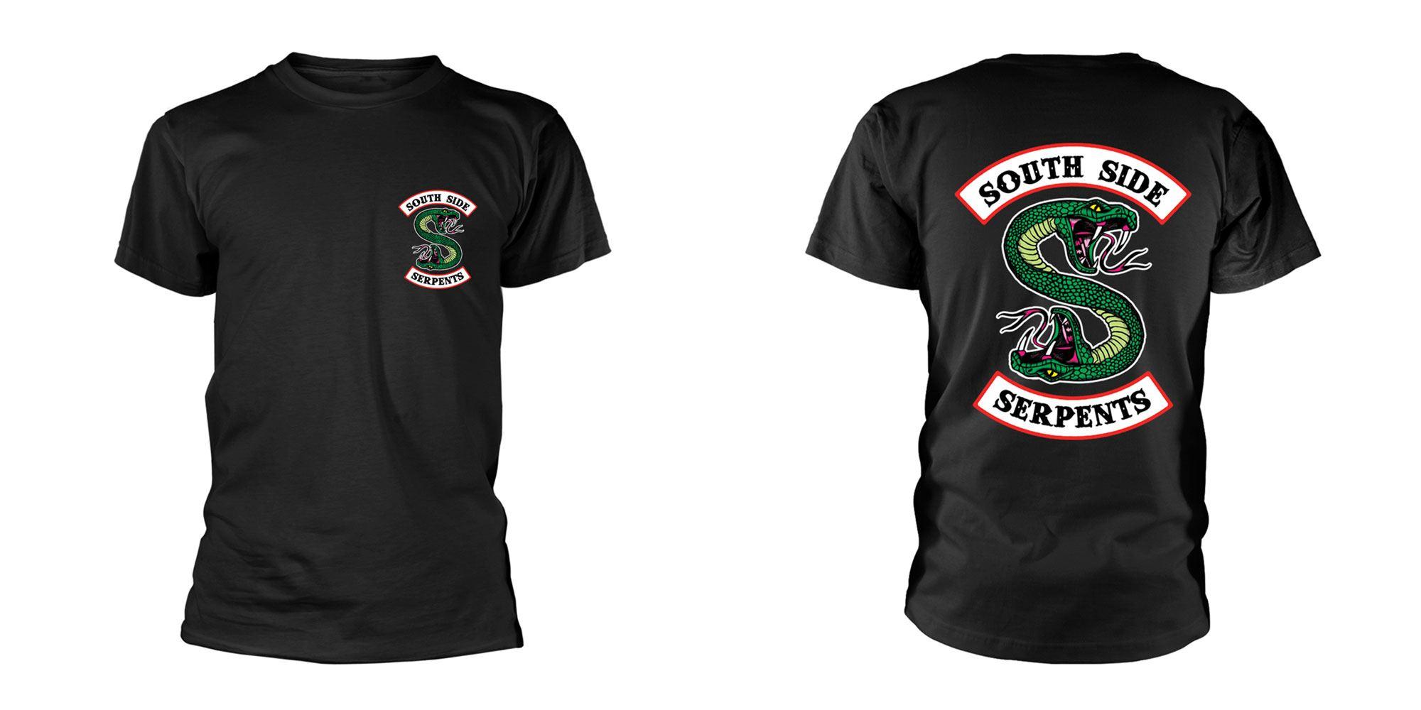 Riverdale T-Shirt Serpents Size XL