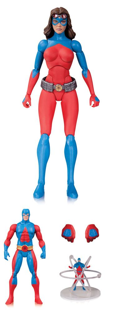 DC Comics Icons Action Figure Atomica (Forever Evil) 15 cm --- DAMAGED PACKAGING