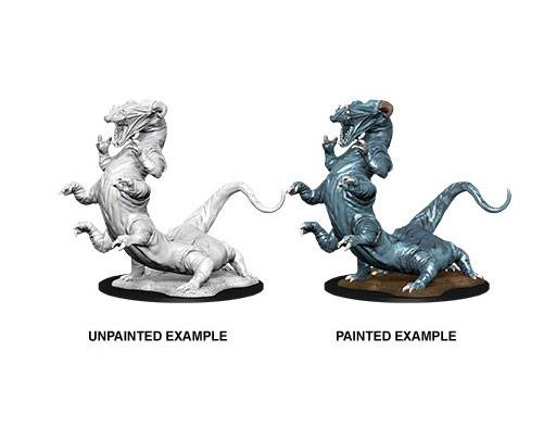D&D Nolzur's Marvelous Miniatures Unpainted Miniatures Behir Case (6)